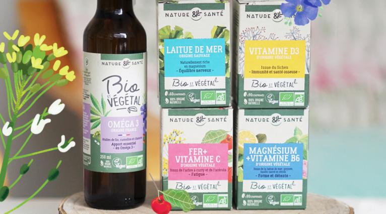 28321734f38 25 lots de produits bio et vegan à gagner avec Nature   Santé