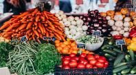 haricots, tomates, carottes