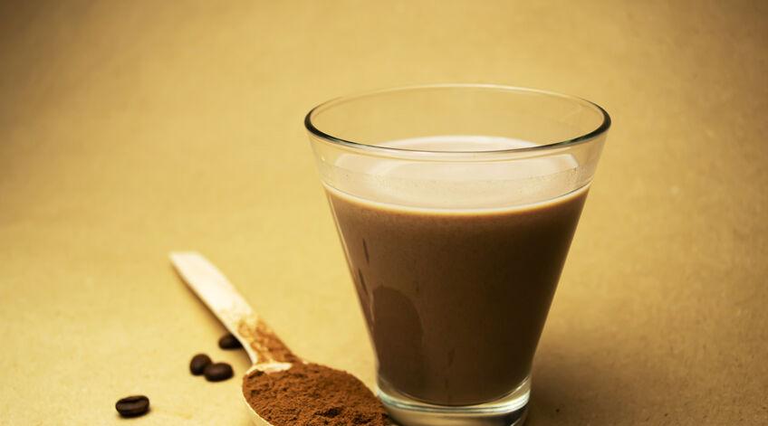 chocolat chaud, chocolat en poudre, table