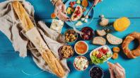 En vacances, quel est l'aliment qui manque le plus aux Français ?