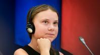 Greta Thunberg à l'Assemblée contre l'inaction climatique