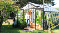 Installer une serre dans son jardin : mode d'emploi