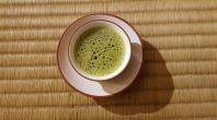 Thé vert thé matcha