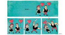Un BD sur l'amour signée Zen Pencils