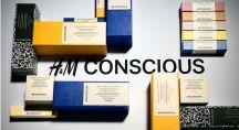 La gamme de produits de beauté Conscious d'H&M