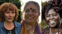 3 portraits de femmes engagées dans l'écologie