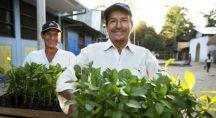 des argentins font de l'entreprenariat local et solidaire