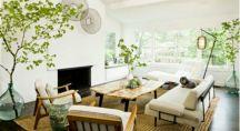 un décor nature pour un salon