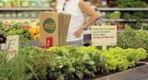 potagers installés dans le supermarché Zona Sul