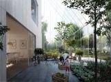 photographie de la future ville autonome au Pays-Bas