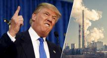 Election de Trump: la planète va en prendre un coup