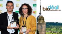 Biodeal, des produits laitiers bio et solidaires
