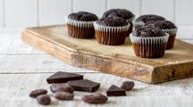 des recettes de muffins au chocolat