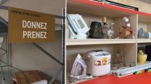 En Gironde, le premier supermarché de déchets vient d'ouvrir