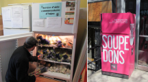Au Québec, des frigos en libre-service contre le gaspillage alimentaire