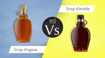 Sirop d'agave ou sirop d'agave, lequel choisir ?