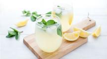recette de citronnade detox et rafraîchissante maison
