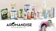 Thés, huiles essentielles alimentaire, encens naturels : Aromandise, aux sources du bien-vivre