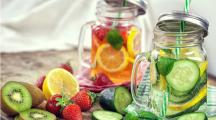 Detox water : 5 boissons gourmandes à consommer sans modération