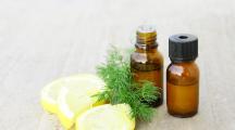 huile essentielle de citronnier et printemps