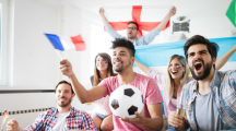 Coupe du monde : 10 recettes gourmandes pour un plateau télé healthy
