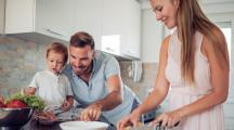 repas famille