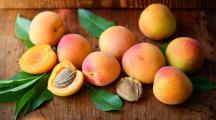 amandes abricots