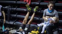 Sophie Power : l'athlète qui allaite son bébé durant le trail du Mont-Blanc
