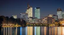 Pollution lumineuse : des commerces et bâtiments obligés d'éteindre leurs lumières