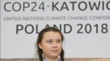 COP24 : A 15 ans, cette adolescente se bat sans relâche pour le climat