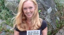 Cette Suédoise lance une campagne pour boycotter les voyages en avion