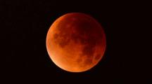 Eclipse totale de Lune de l'année
