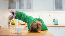 femme fatigue