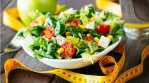 maigrir et salade