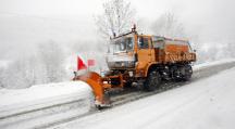 Le sel de déneigement est le fondant routier le plus utilisé en France