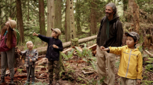 L'autre Connexion, une école dans la nature sauvage au Canada