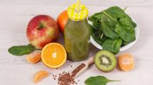 Les jus de légumes et fruits peuvent être un bon moyen de soigner votre anémie.