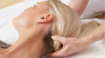 massage tête