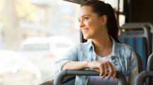 Carburant : des bus roulent au marc de raisin