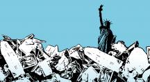 L'État de New York prêt à interdire les sacs en plastique