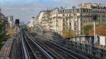 Un jardin participatif sous le métro parisien
