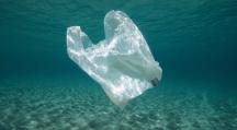 Des millions de tonnes de plastique sont rejetées en mer chaque année mais seule une petite partie est visible.