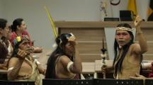 Indigènes contre le pétrole en Amazonie : l'Equateur fera appel