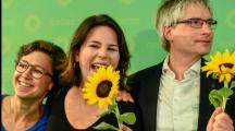 Européennes : percée des Verts face à l'urgence climatique