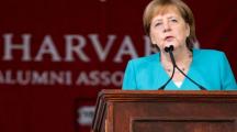 Climat : Merkel appelle à faire