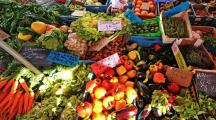 En France, des résidus de pesticides dans 71% des fruits et 43% des légumes non bio