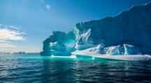 Près de la moitié de la glace du Groenland a fondu en une seule journée