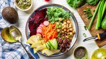 AVC : un risque accru pour les végétariens et vegans ?