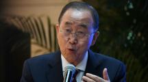 """Réchauffement climatique : """"remettre à plus tard et payer, ou planifier et prospérer ?"""", alerte Ban Ki-moon"""