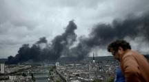 Incendie de Lubrizol à Rouen : quels risques sanitaires et écologiques ?